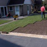 Nieuw gras aanbrengen