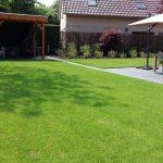 Vernieuwde tuin Steenwijk