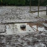 Wateroverlast tuin oplossen